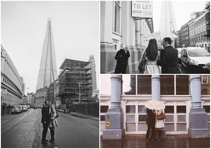 12 London Bridge Pre Wedding Shoot