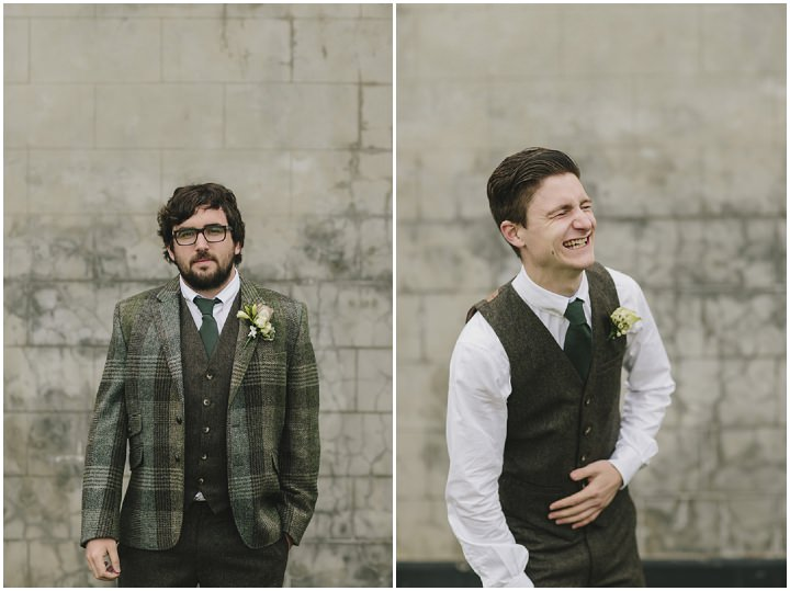 13 Lace and Tweed Wedding in Wales By Craig and Kate