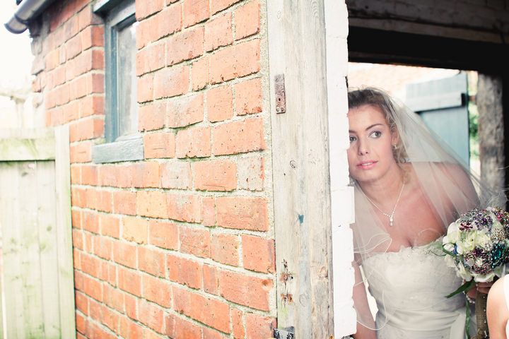 13 Shabby Chic DIY York Maze Wedding