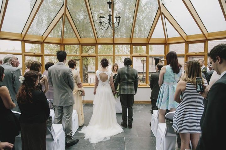 14 Lace and Tweed Wedding in Wales By Craig and Kate