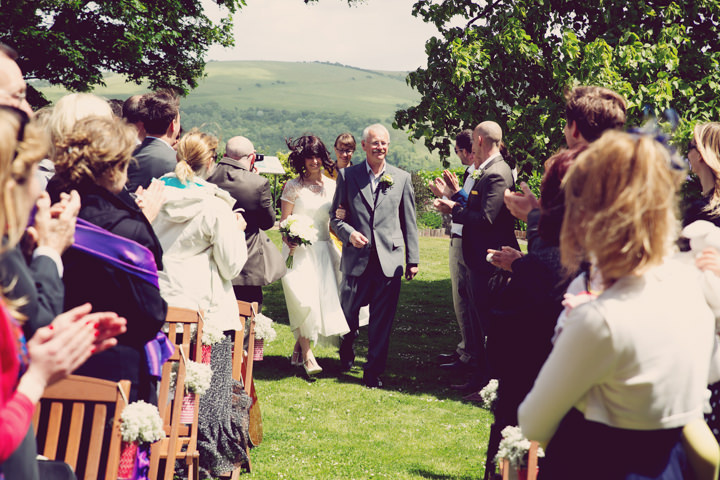14 Old School Yard Wedding in East Sussex