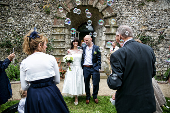 16 Old School Yard Wedding in East Sussex