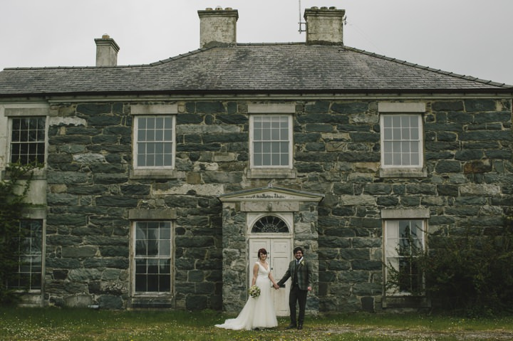 17 Lace and Tweed Wedding in Wales By Craig and Kate