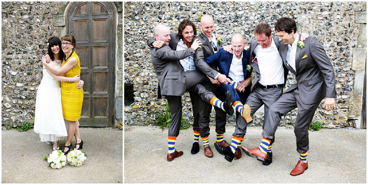 17 Old School Yard Wedding in East Sussex