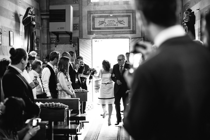 18 Black and White Italian Wedding. By Bohemian Weddings