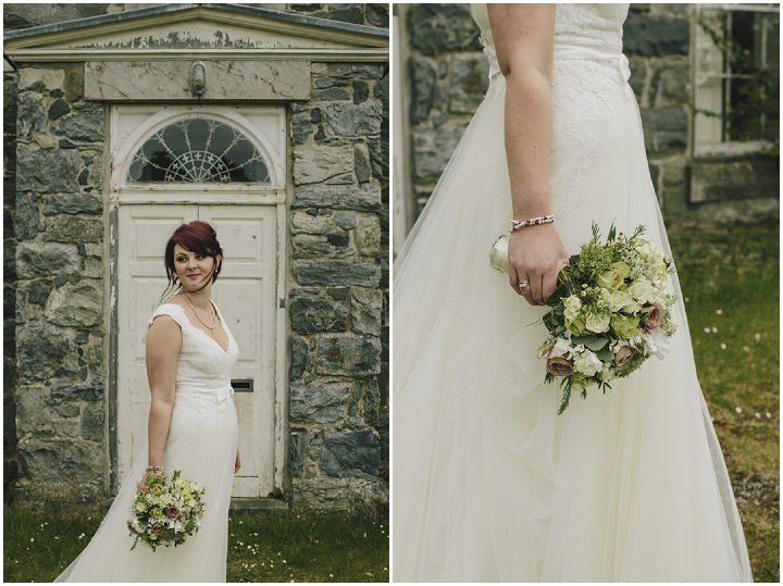 18 Lace and Tweed Wedding in Wales By Craig and Kate
