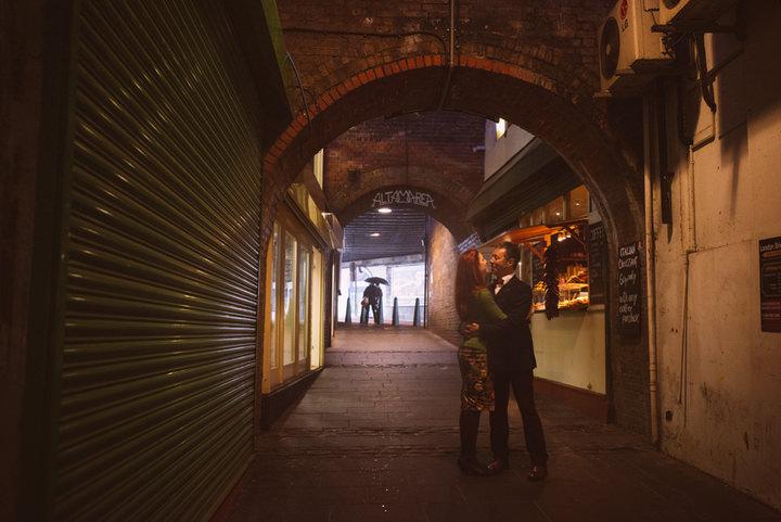 18 London Bridge Pre Wedding Shoot