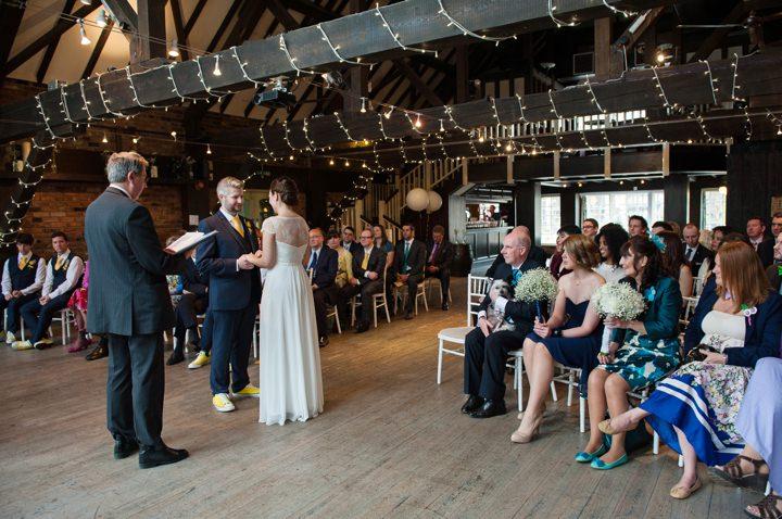 18 Pirate Themed Handmade Wedding in London