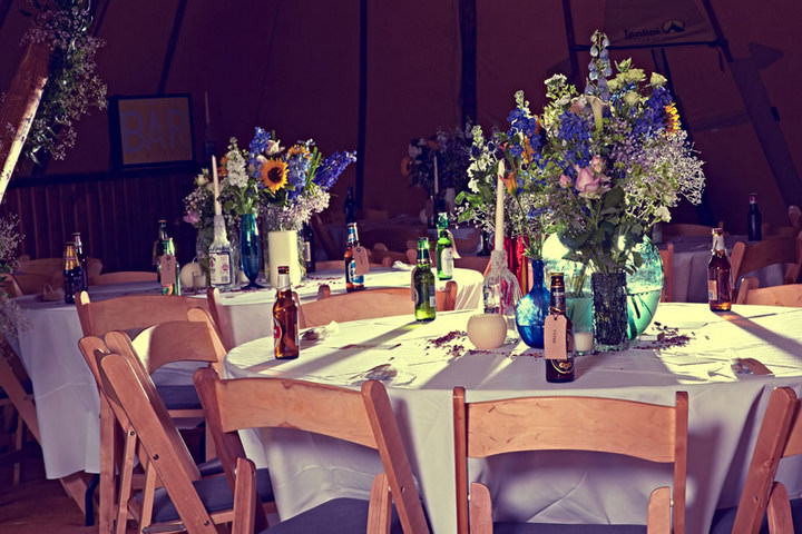 70 S Wedding With Flower Crowns And Tipis Boho Weddings