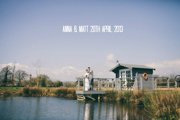1a Spring Time Devon Wedding