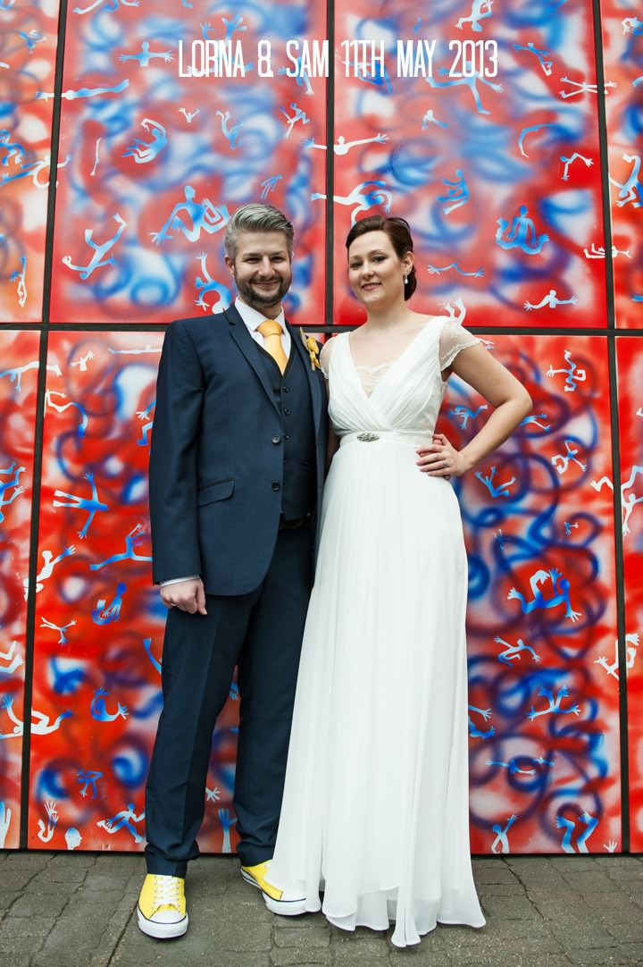 2 Pirate Themed Handmade Wedding in London