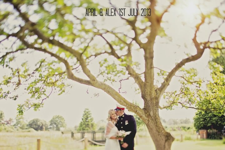 2 Vintage Garden Wedding at Parley Manor in Bournemouth