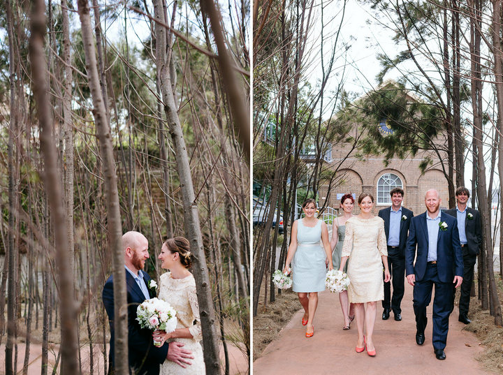 Alice Dave's Royal Botanical Gardens Wedding, Sydney
