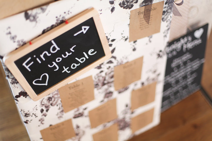 21 'Fairy Lights and Chalk Boards' Rustic DIY Wedding