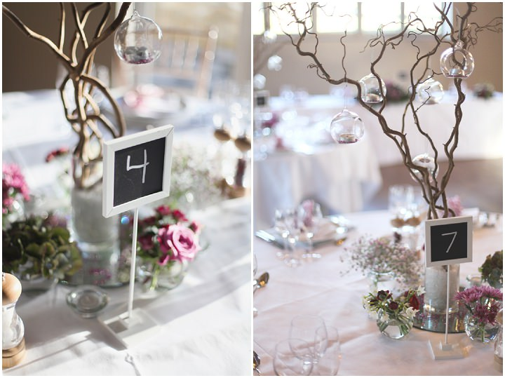 22 'Fairy Lights and Chalk Boards' Rustic DIY Wedding