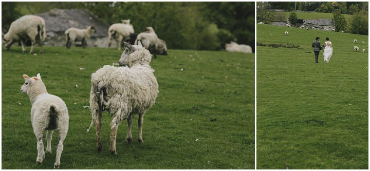 22 Lace and Tweed Wedding in Wales By Craig and Kate