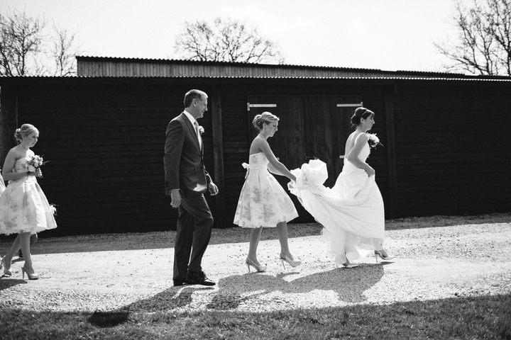 27 Spring Time Devon Wedding