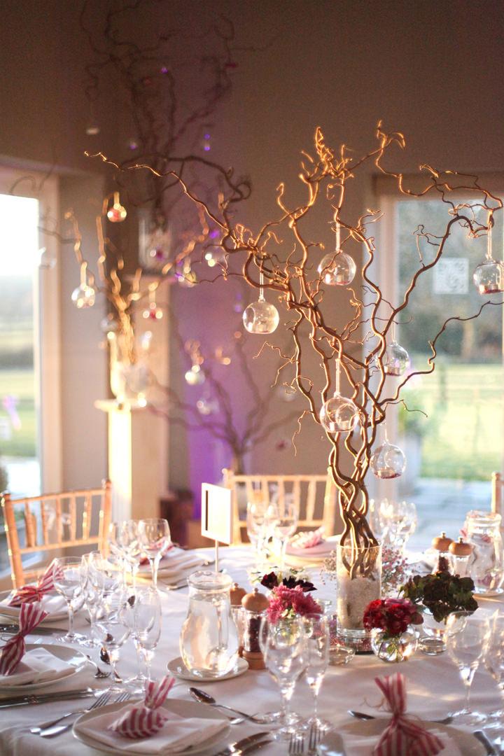 29 'Fairy Lights and Chalk Boards' Rustic DIY Wedding