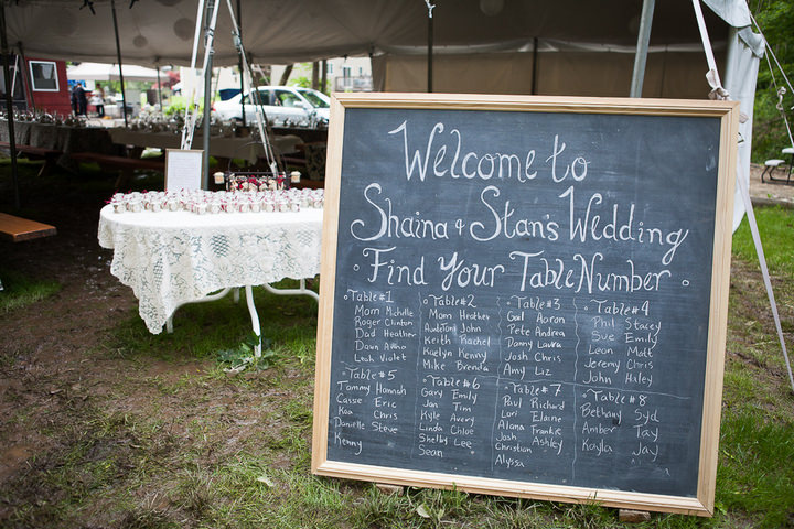 30 Backyard DIY Wedding in Massachusetts