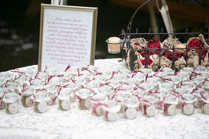 31 Backyard DIY Wedding in Massachusetts