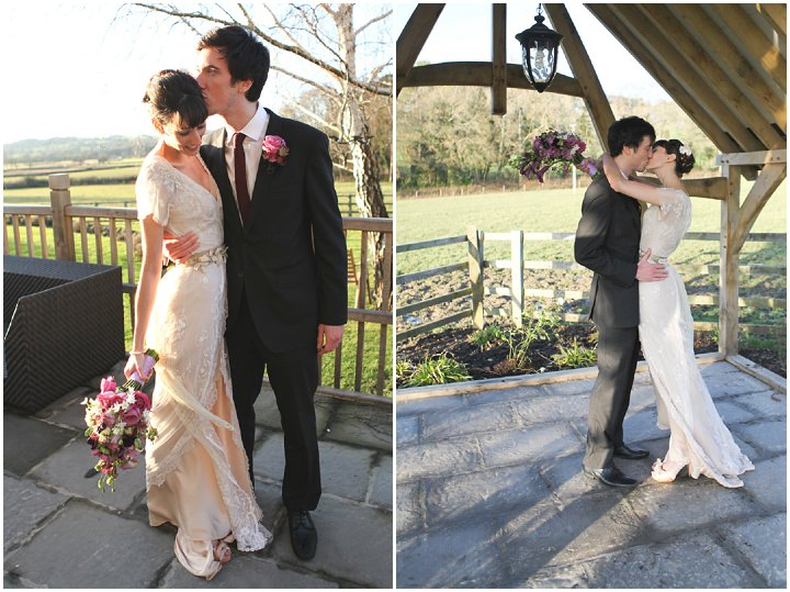 33 'Fairy Lights and Chalk Boards' Rustic DIY Wedding