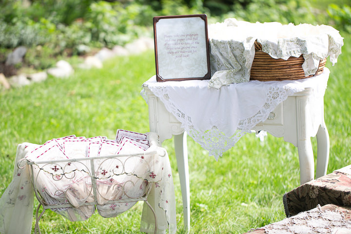 34 Backyard DIY Wedding in Massachusetts