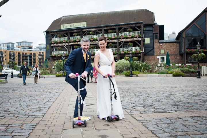 35 Pirate Themed Handmade Wedding in London