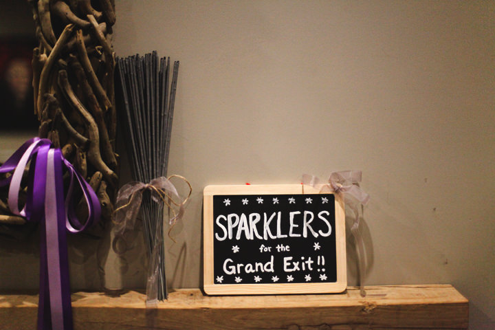 38 'Fairy Lights and Chalk Boards' Rustic DIY Wedding