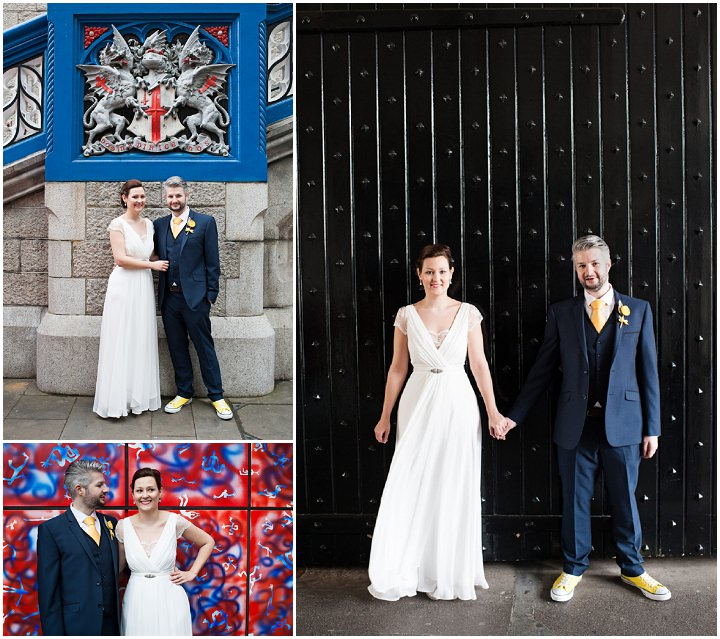 38 Pirate Themed Handmade Wedding in London