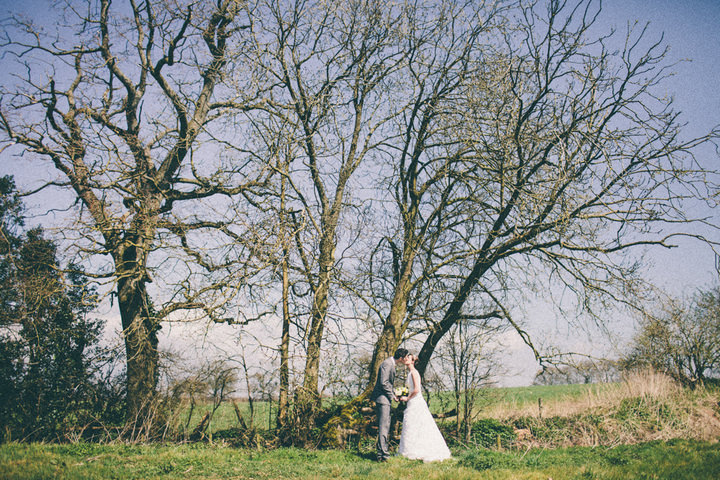 4 Spring Time Devon Wedding