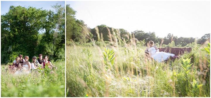 45 Backyard DIY Wedding in Massachusetts