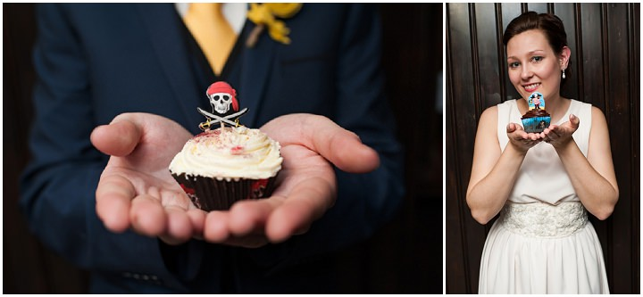 45 Pirate Themed Handmade Wedding in London