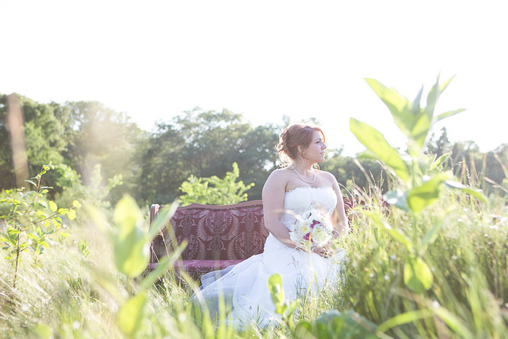 47 Backyard DIY Wedding in Massachusetts