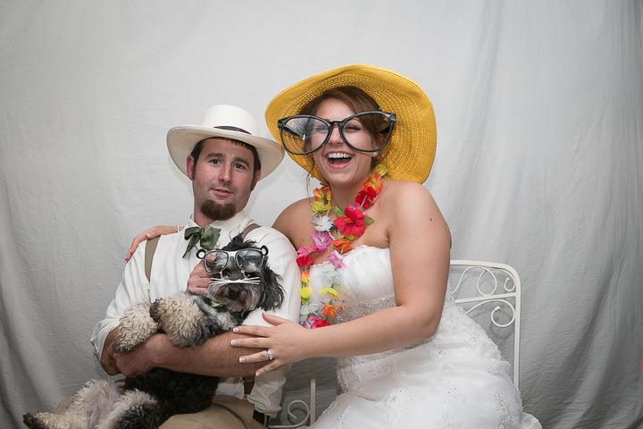 5 Backyard DIY Wedding in Massachusetts