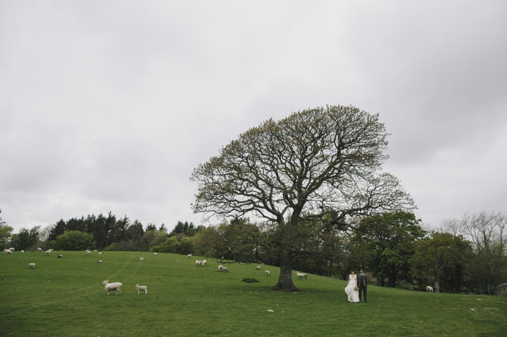 5 Lace and Tweed Wedding in Wales By Craig and Kate
