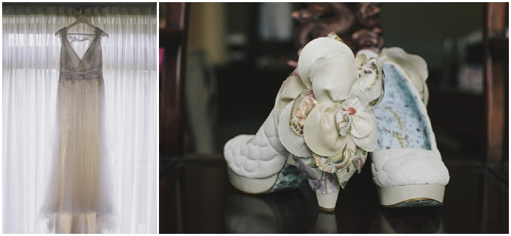 7 Lace and Tweed Wedding in Wales By Craig and Kate