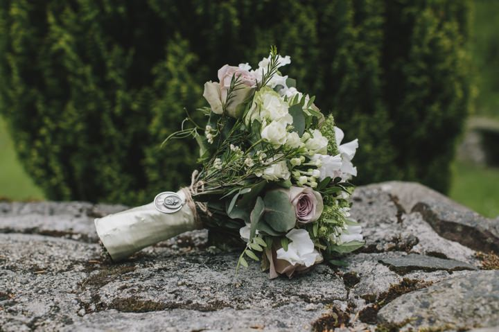 8 Lace and Tweed Wedding in Wales By Craig and Kate