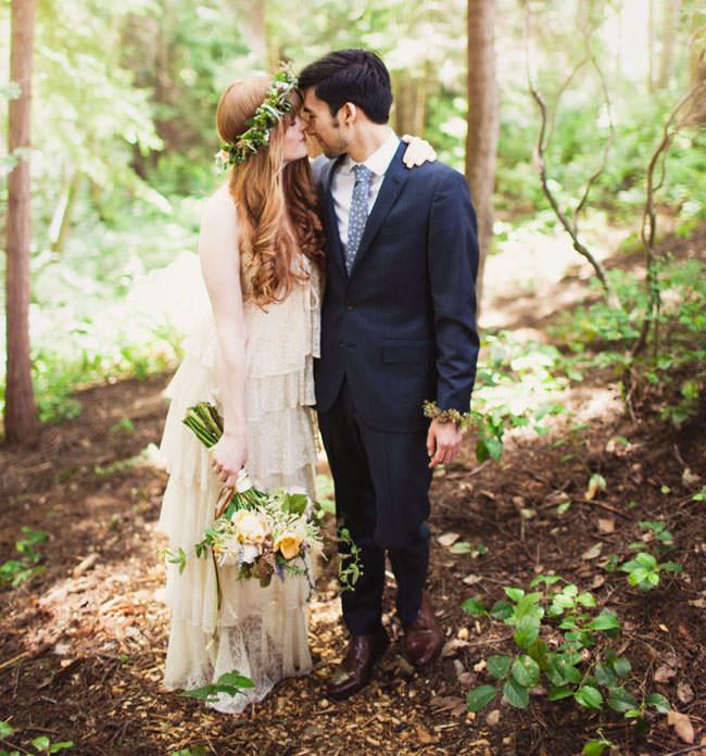 Boho's best bits - best wedding