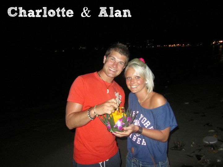 Char and Alan