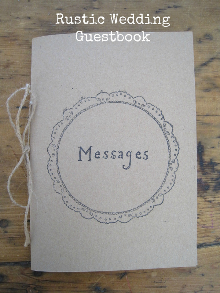 finished guestbook