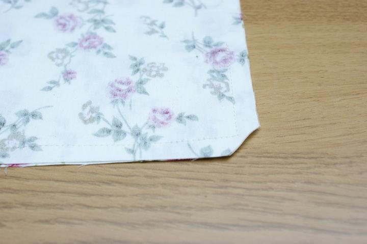 Linen Favour Bag