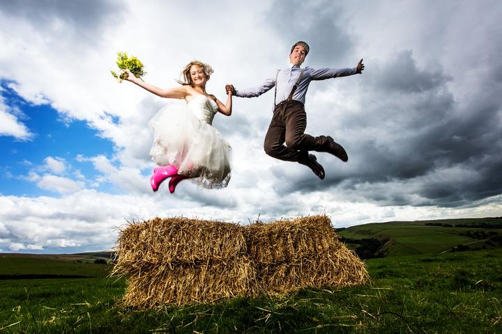 1 Peak District Farm Weddings
