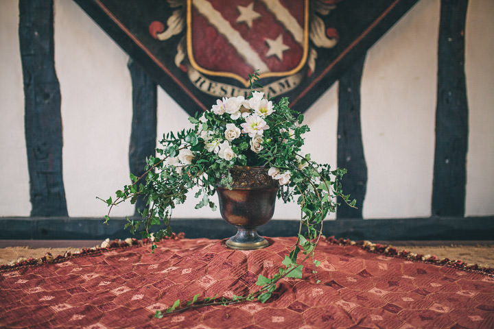 10 'Touch of Vintage' Intimate Wedding By Christo Nicolle
