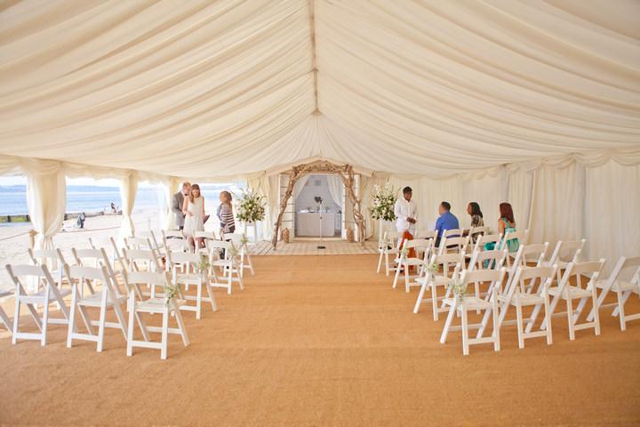 Sky And Emmas Sunny Bournemouth Beach Wedding By Pippa Heath Photography