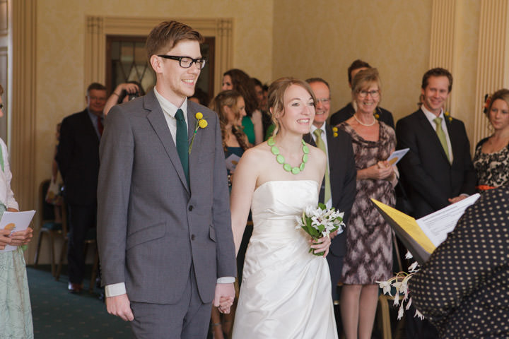 12 Colourful Fairtrade Wedding