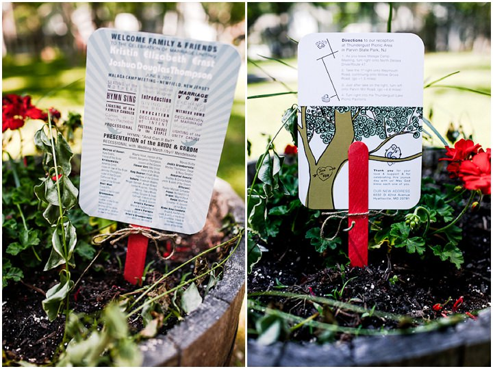 14 Colourful Laid Back Wedding all under $5,000
