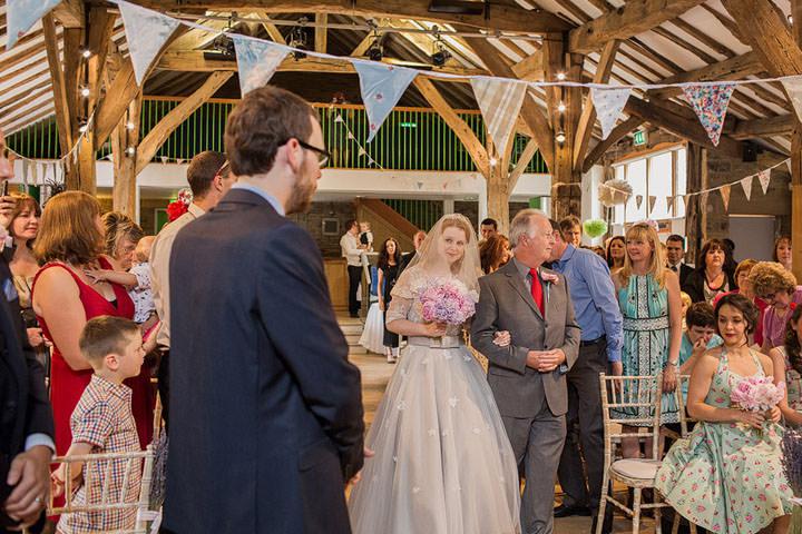 15 DIY Wedding at Northorpe Hall By Paul Joseph Photography