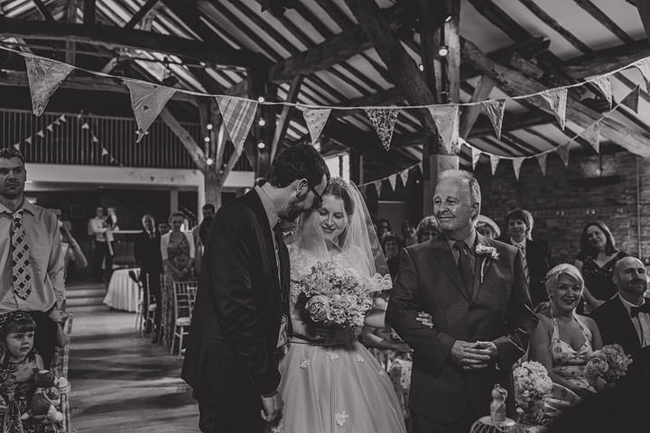 16 DIY Wedding at Northorpe Hall By Paul Joseph Photography