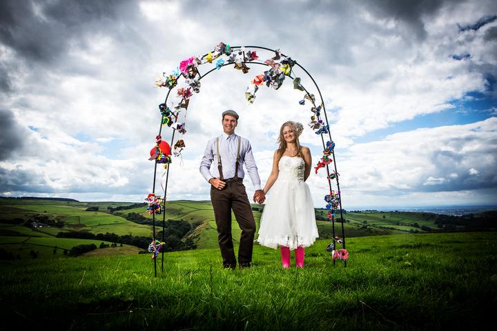 16 Peak District Farm Weddings