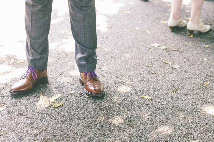 16 Relaxed, Rustic, Country Wedding By Emma Boileau